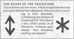 Trickster-Runes