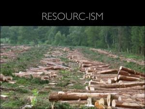 Resourcism