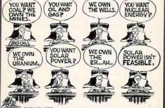 Oil lobby