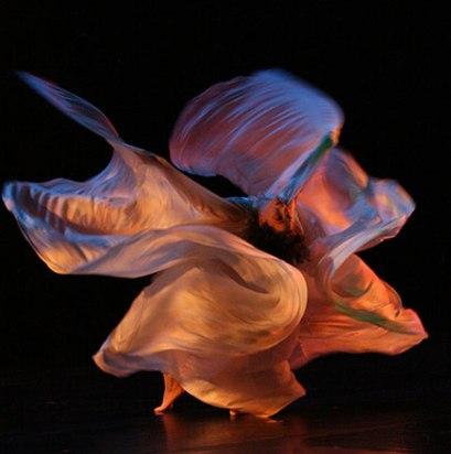 Time lapse dance