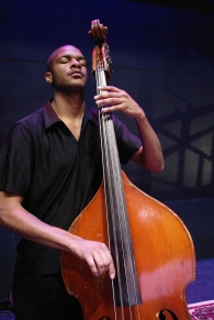 Jazz 2002 Double Bass Player
