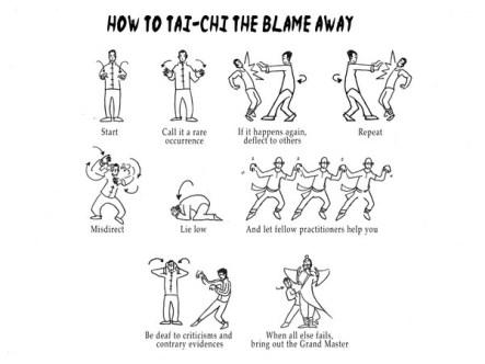 Blame Tai Chi