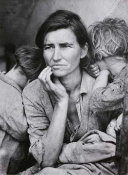 Dorothea Lange - Poor Woman Great Depression.jpg