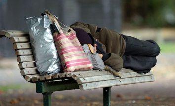 Homeless in NZ